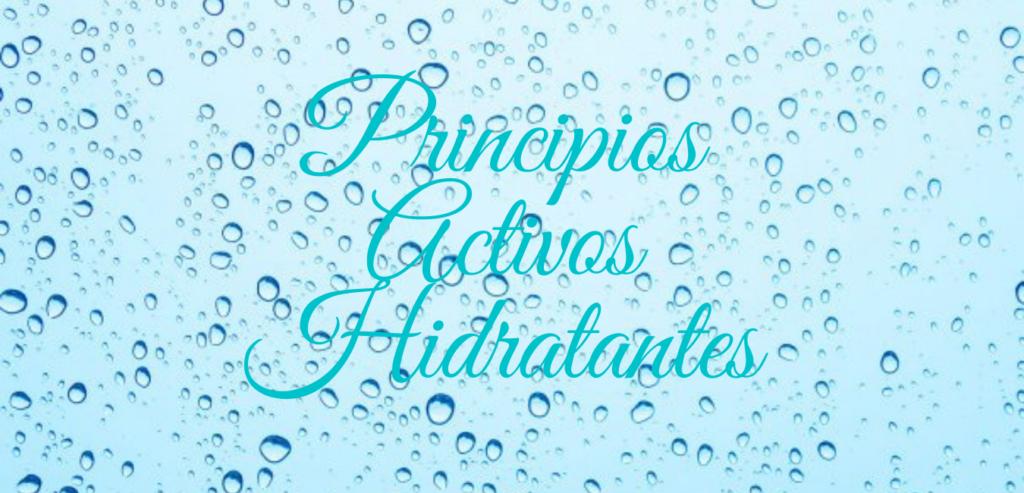 Principios activos hidratantes